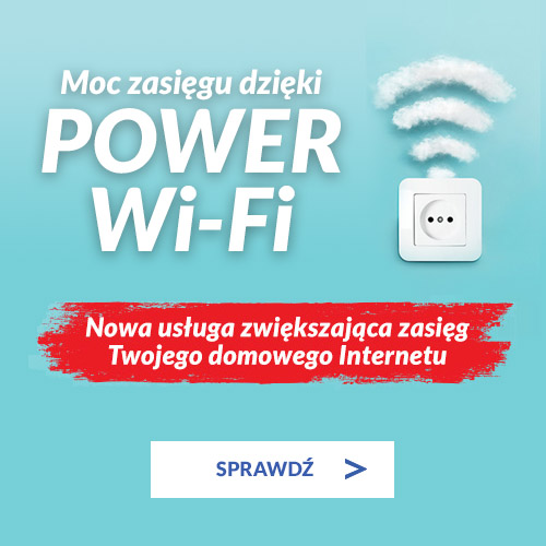 Power Wi-Fi